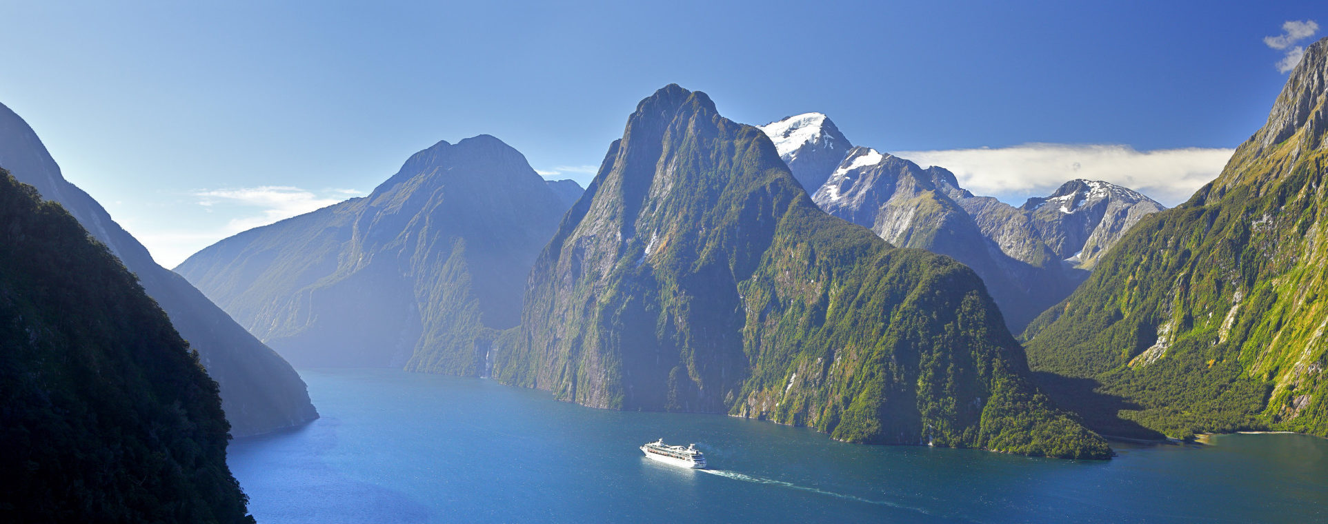 Horizons NZ Milford Sound, Fiordland National Park, New Zeala